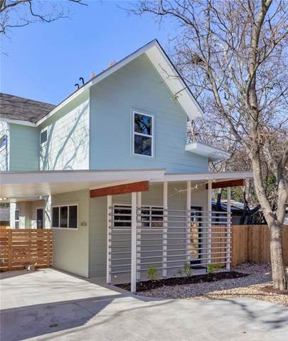 602 W Odell St B, Austin, TX 78752 (#4546305) :: The Perry Henderson Group at Berkshire Hathaway Texas Realty