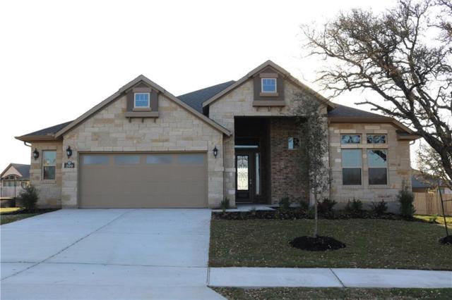 209 Cibolo Ridge Dr, Georgetown, TX 78628 (#4559090) :: Forte Properties