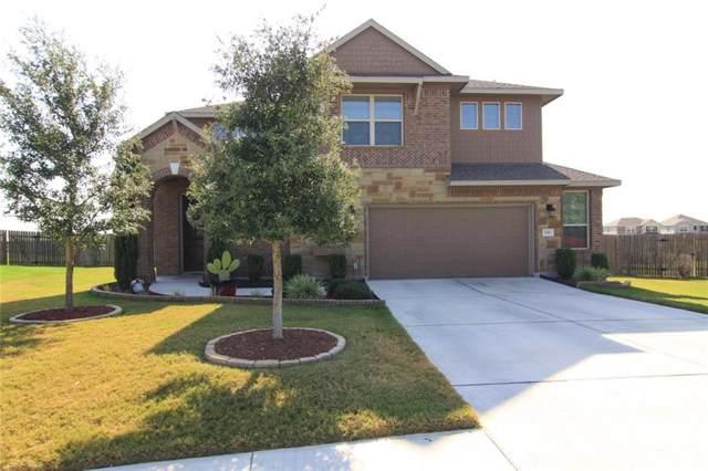 135 Limerick Cv W, Hutto, TX 78634 (#4575030) :: Papasan Real Estate Team @ Keller Williams Realty