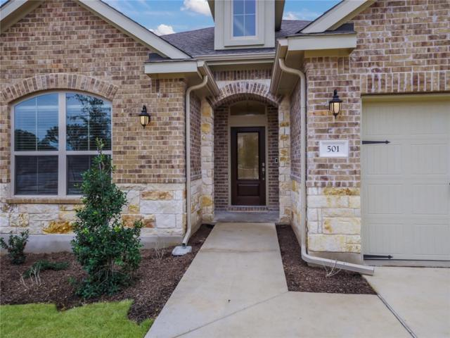 501 Scenic Bluff Dr, Georgetown, TX 78628 (#4617949) :: Magnolia Realty