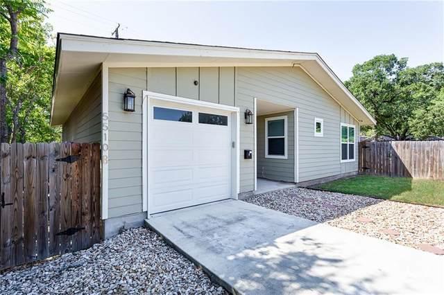 5510 Manor Rd B, Austin, TX 78723 (#4642422) :: Zina & Co. Real Estate