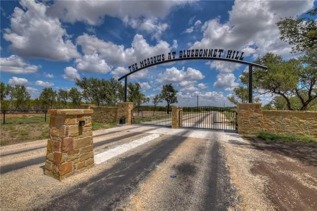 151 Paintbrush Ln, Burnet, TX 78611 (#4645436) :: First Texas Brokerage Company