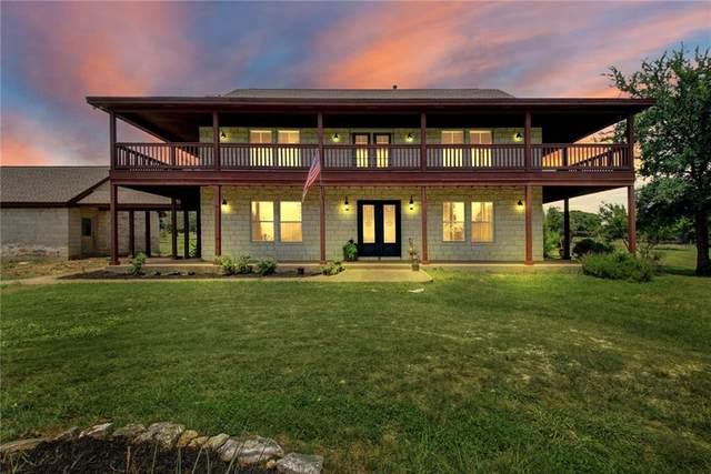 101 Buckskin Blvd, Liberty Hill, TX 78642 (#4665980) :: Azuri Group | All City Real Estate