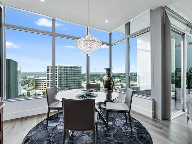 501 West Ave #1504, Austin, TX 78701 (#4691136) :: RE/MAX IDEAL REALTY
