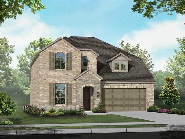 1100 Simmental Loop, Hutto, TX 78634 (#4692792) :: Papasan Real Estate Team @ Keller Williams Realty
