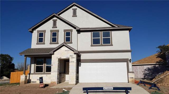 817 Aliso Trl, Leander, TX 78641 (#4708675) :: Ben Kinney Real Estate Team