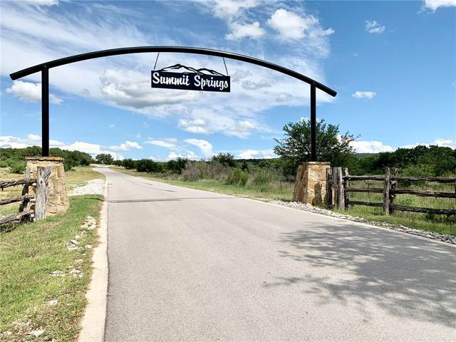 Lot 85 Bosque Trl, Spicewood, TX 78669 (#4718422) :: The Perry Henderson Group at Berkshire Hathaway Texas Realty