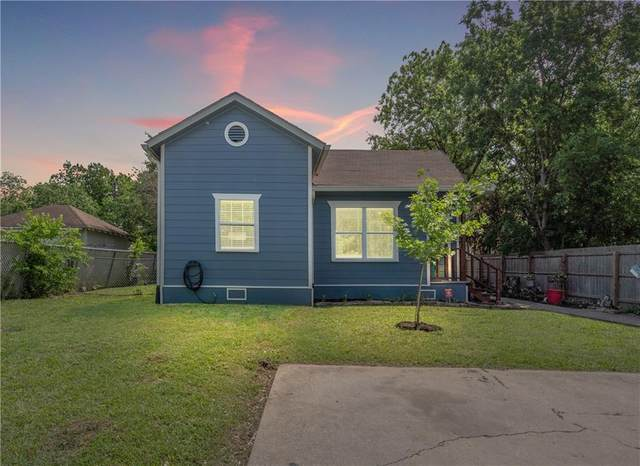 512 Fowzer St, Taylor, TX 76574 (#4769197) :: The Perry Henderson Group at Berkshire Hathaway Texas Realty