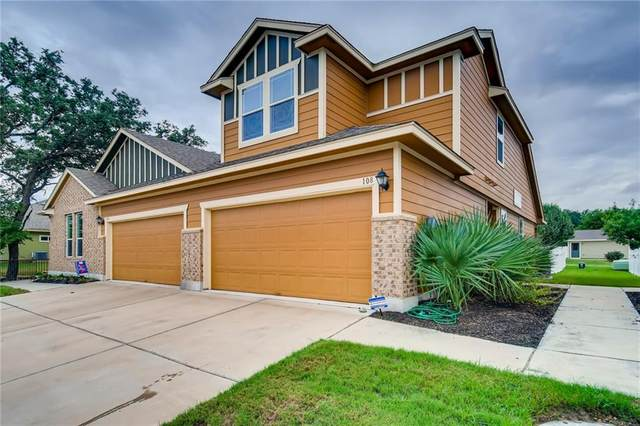 711 Rolling Oak Dr #108, Round Rock, TX 78664 (#4779931) :: The Perry Henderson Group at Berkshire Hathaway Texas Realty