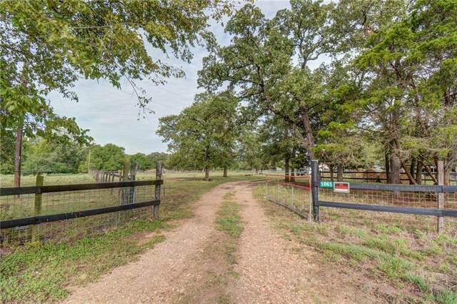 1061 W County Road F, Lexington, TX 78947 (#4787108) :: RE/MAX Capital City