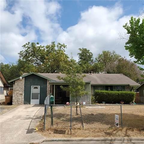 6911 Priscilla Dr, Austin, TX 78752 (#4794100) :: Front Real Estate Co.