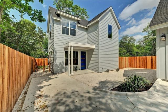 5510 Woodrow Ave #2, Austin, TX 78756 (#4819727) :: The Perry Henderson Group at Berkshire Hathaway Texas Realty