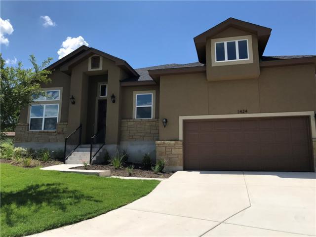 1424 Kamryn Way, New Braunfels, TX 78130 (#4837931) :: Forte Properties