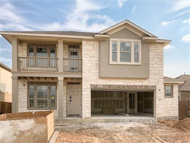 3516 Pauling Loop, Round Rock, TX 78665 (MLS #4851980) :: Brautigan Realty