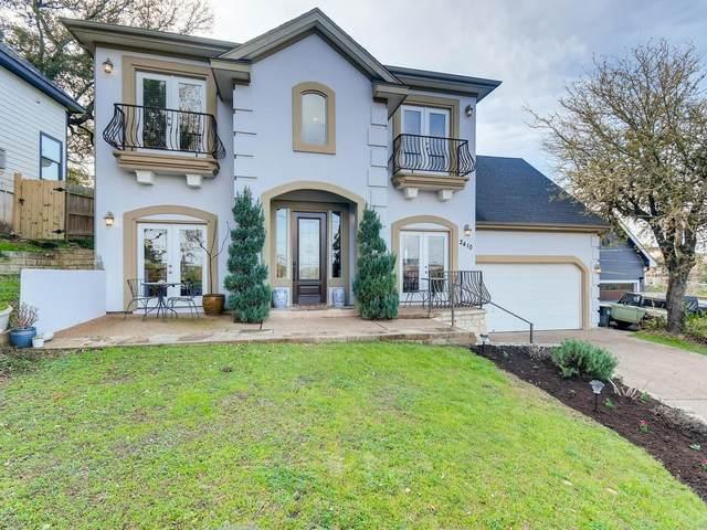 2410 Jacks Pass, Austin, TX 78734 (#4872840) :: Papasan Real Estate Team @ Keller Williams Realty