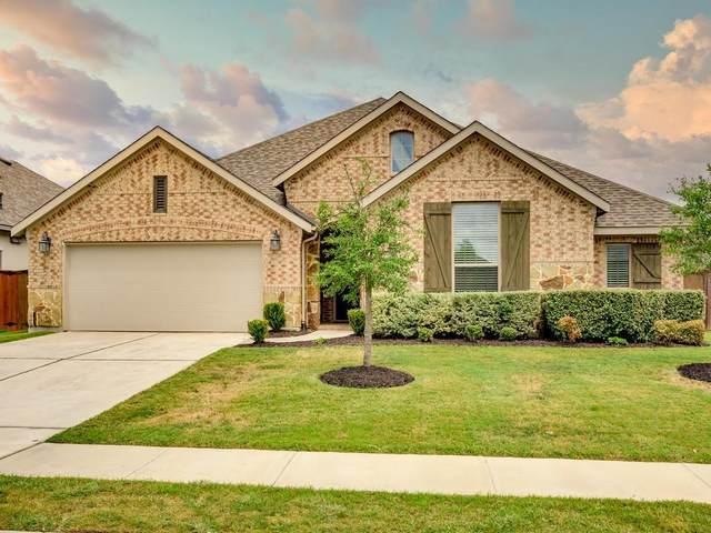 105 Permian Ln S, Liberty Hill, TX 78642 (MLS #4878922) :: Brautigan Realty