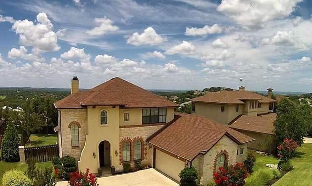 1206 Sledge Dr, Austin, TX 78734 (#4903075) :: Sunburst Realty