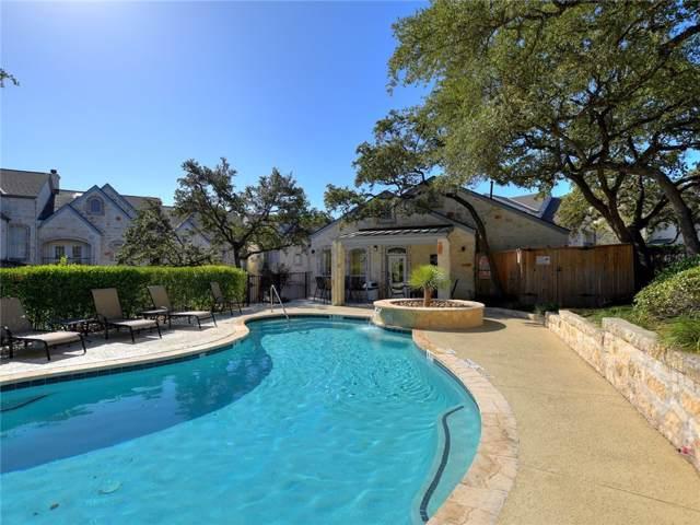 1701 Spyglass Dr #12, Austin, TX 78746 (#4905684) :: Douglas Residential