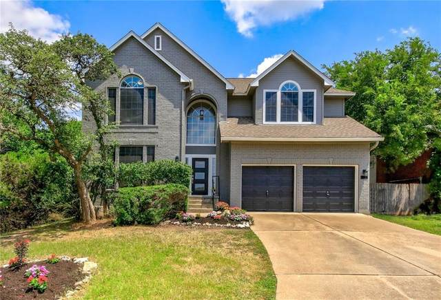 11439 Rustic Rock Dr, Austin, TX 78750 (#4971465) :: Azuri Group | All City Real Estate