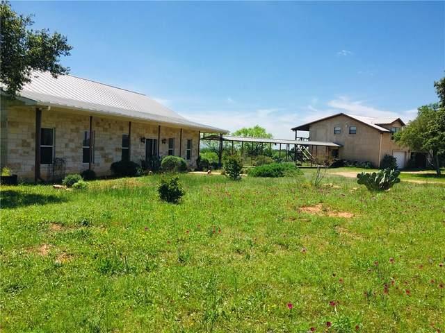 16200 W State Highway 29, Llano, TX 78643 (#4980413) :: Papasan Real Estate Team @ Keller Williams Realty