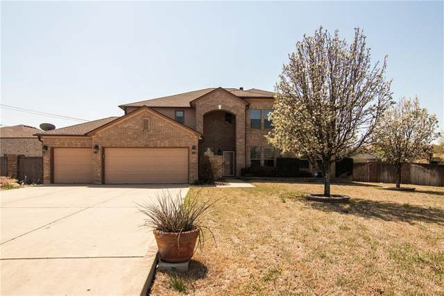 104 Water Oak Cv, Round Rock, TX 78664 (#4998413) :: The Summers Group