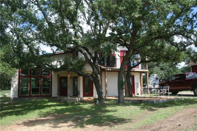 337 Klett Ranch Rd, Johnson City, TX 78636 (#5079571) :: The Perry Henderson Group at Berkshire Hathaway Texas Realty