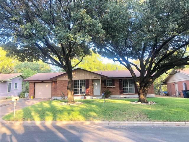 6803 Isabelle Dr, Austin, TX 78752 (#5086346) :: The Perry Henderson Group at Berkshire Hathaway Texas Realty