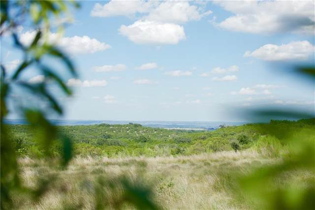 Lot 70 Bosque Trl, Marble Falls, TX 78654 (#5124009) :: Front Real Estate Co.
