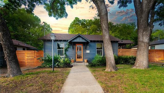206 W Milton St B, Austin, TX 78704 (#5156051) :: Green City Realty