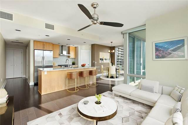 300 Bowie St #1703, Austin, TX 78703 (#5163367) :: Realty Executives - Town & Country