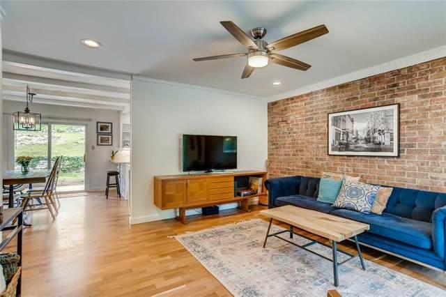 2706 Carnarvon Ln, Austin, TX 78704 (#5167130) :: Papasan Real Estate Team @ Keller Williams Realty