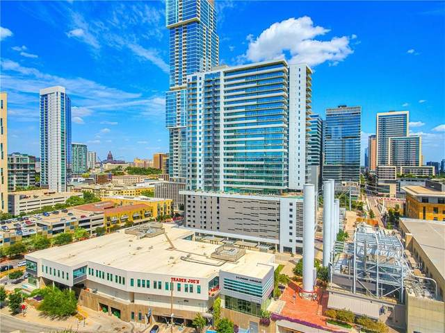 222 West Ave #2906, Austin, TX 78701 (#5178079) :: Realty Executives - Town & Country