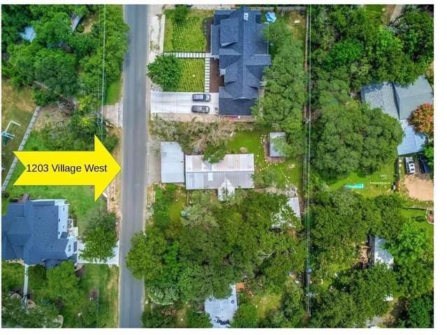 1203 Village West Dr, Austin, TX 78733 (#5180889) :: Papasan Real Estate Team @ Keller Williams Realty