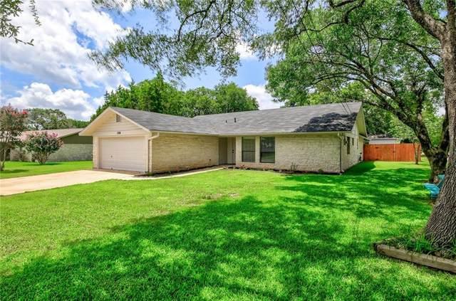 3306 Buffalo Springs Trl, Georgetown, TX 78628 (#5185957) :: Zina & Co. Real Estate