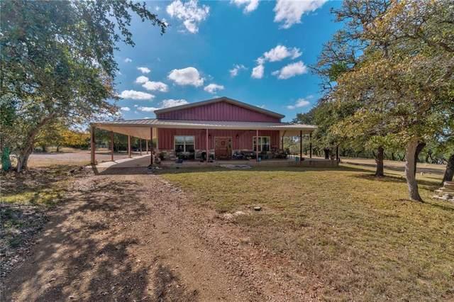 953 Esperanza Trl, Johnson City, TX 78636 (#5245858) :: Ben Kinney Real Estate Team