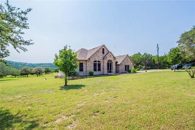 11759 Johnson Rd, Leander, TX 78641 (#5259988) :: Ben Kinney Real Estate Team