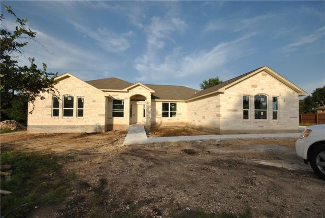 105 Wichita Trl, Georgetown, TX 78633 (#5260580) :: The Perry Henderson Group at Berkshire Hathaway Texas Realty