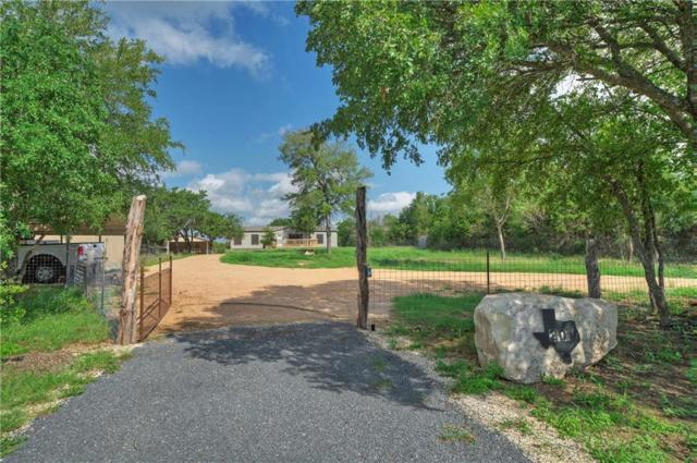 201 River Rd, Liberty Hill, TX 78642 (#5271863) :: The ZinaSells Group