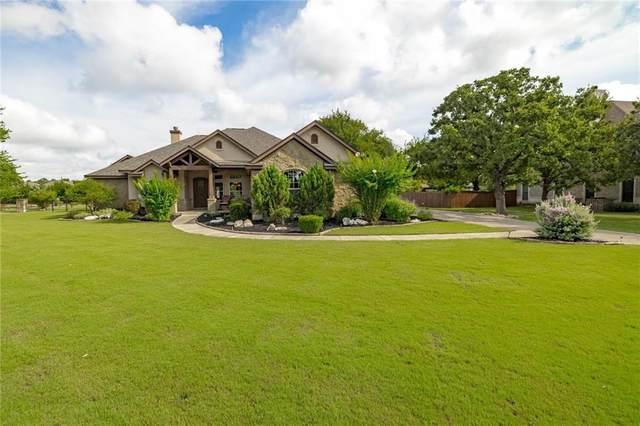 161 Gabriels Loop, Georgetown, TX 78628 (#5321216) :: Papasan Real Estate Team @ Keller Williams Realty