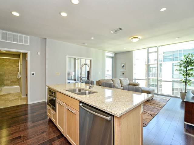 1600 Barton Springs Rd #6504, Austin, TX 78704 (#5324836) :: Watters International