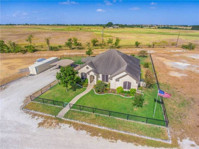 2190 County Road 105, Hutto, TX 78634 (#5383681) :: Lucido Global