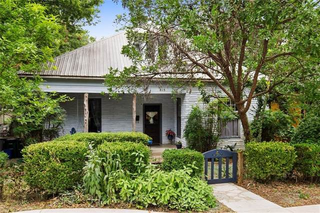 815 W 11th St, Austin, TX 78701 (#5435435) :: The Perry Henderson Group at Berkshire Hathaway Texas Realty