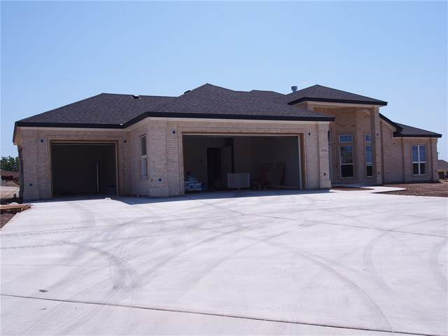8125 Green Hill, Salado, TX 76571 (#5469173) :: The Summers Group