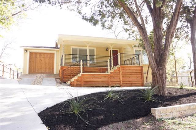 4411 Lareina Dr A, Austin, TX 78745 (#5484940) :: The Perry Henderson Group at Berkshire Hathaway Texas Realty