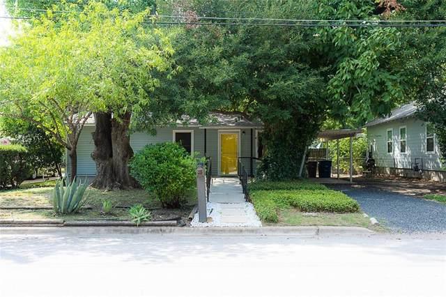1140 Richardine Ave, Austin, TX 78721 (MLS #5554190) :: Brautigan Realty