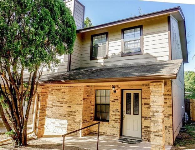 7800 Northcrest Blvd #306, Austin, TX 78752 (#5592758) :: Watters International