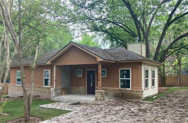 810 Monterrey St, Lockhart, TX 78644 (#5637163) :: Papasan Real Estate Team @ Keller Williams Realty