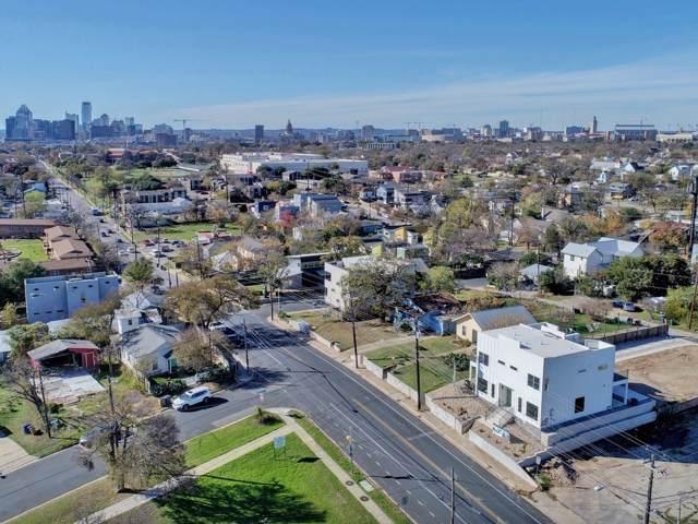 2108 Rosewood Ave B, Austin, TX 78702 (#5658840) :: Ana Luxury Homes