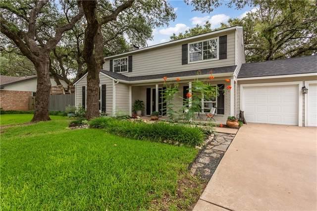 1505 Ridge Rock Dr, Round Rock, TX 78681 (#5745981) :: Papasan Real Estate Team @ Keller Williams Realty