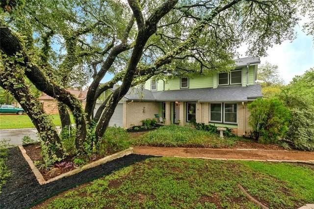 5903 Abilene Trl, Austin, TX 78749 (#5748498) :: Green City Realty